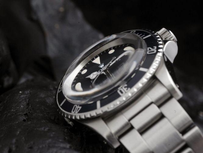 ROLEX watch time clock (57) wallpaper