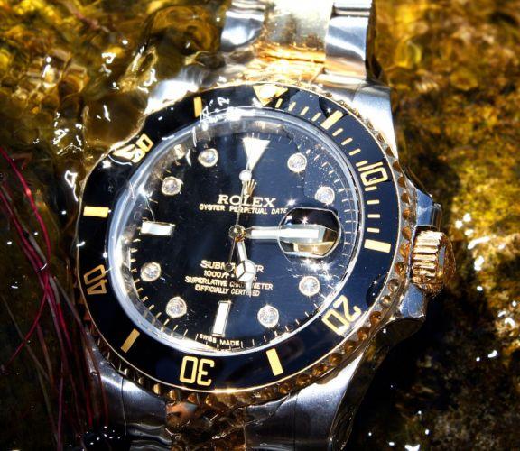 ROLEX watch time clock (64) wallpaper