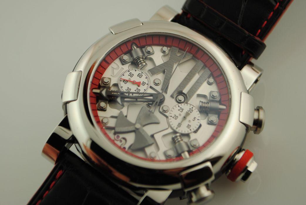 ROMAIN JEROME watch time clock (10) wallpaper