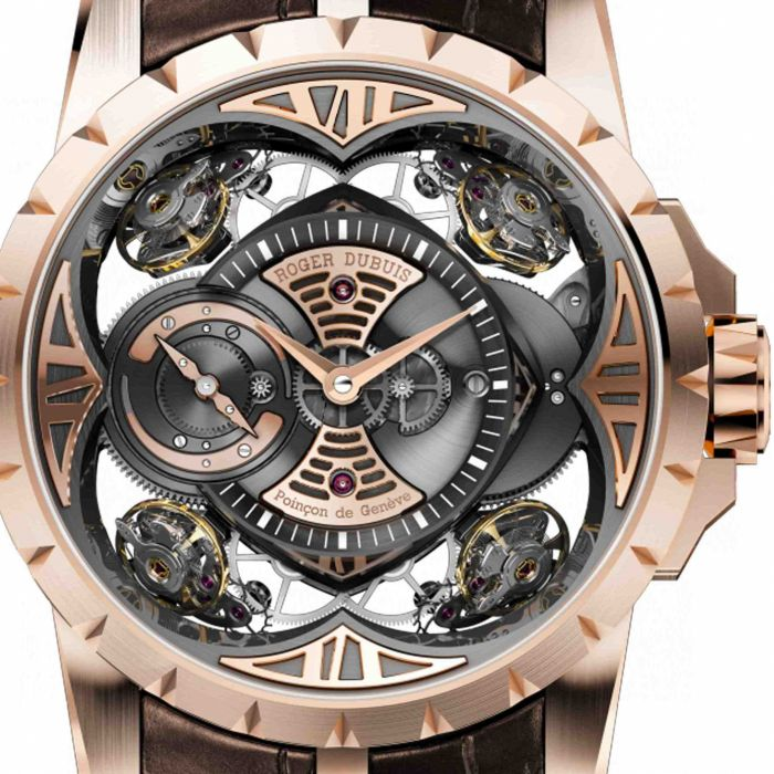ROMAIN JEROME watch time clock (16) wallpaper