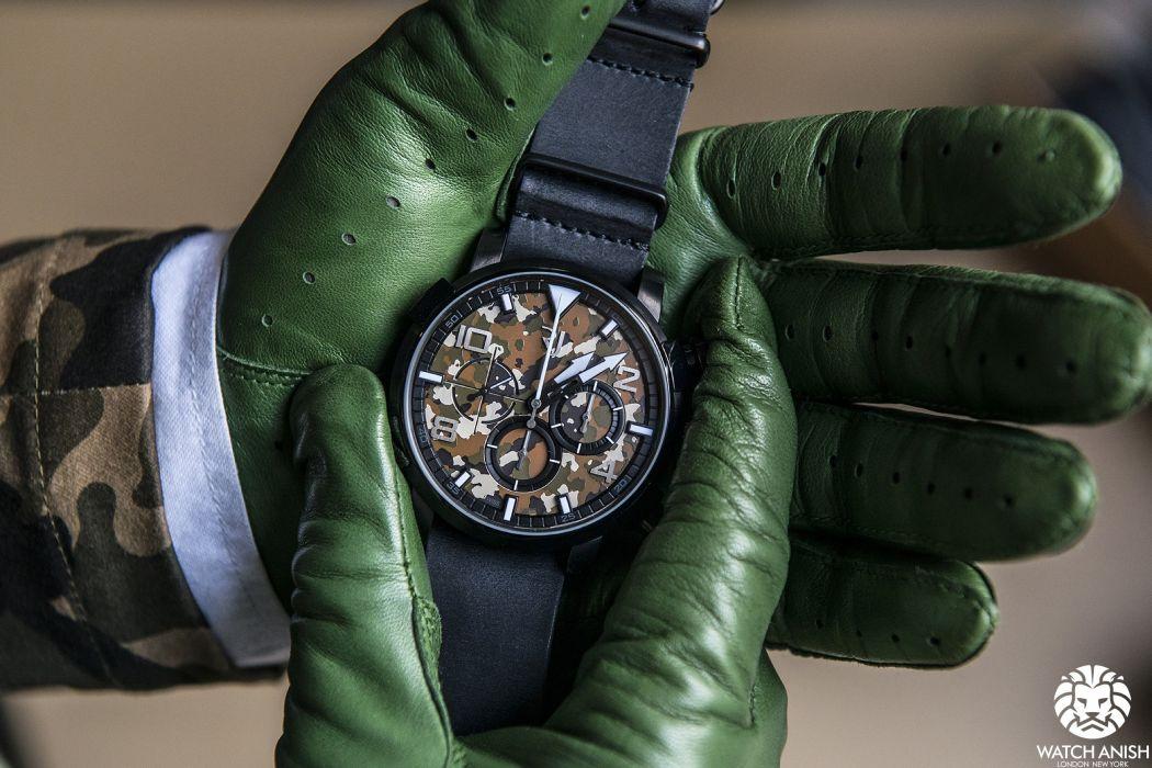 ROMAIN JEROME watch time clock (18) wallpaper