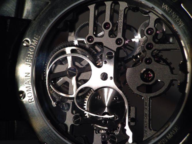 ROMAIN JEROME watch time clock (23) wallpaper
