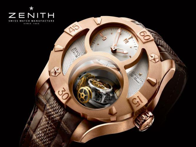 ZENITH watch clock time (5) wallpaper
