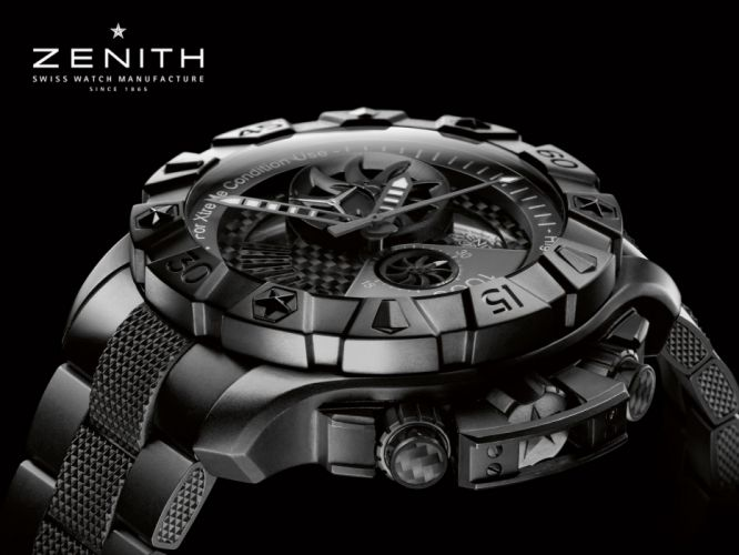 ZENITH watch clock time (7) wallpaper