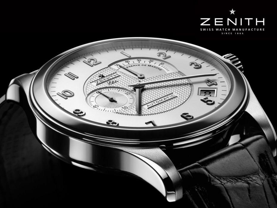 ZENITH watch clock time (13) wallpaper