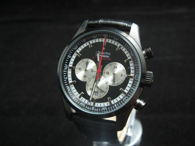 ZENITH watch clock time (15) wallpaper