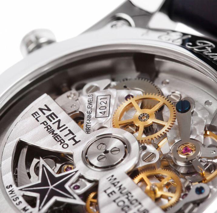 ZENITH watch clock time (19) wallpaper