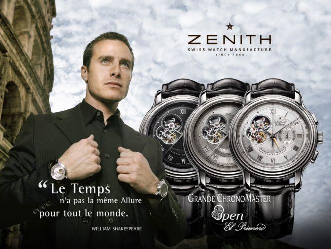ZENITH watch clock time (23) wallpaper