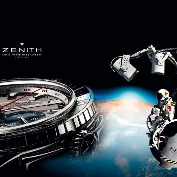 ZENITH watch clock time (25) wallpaper