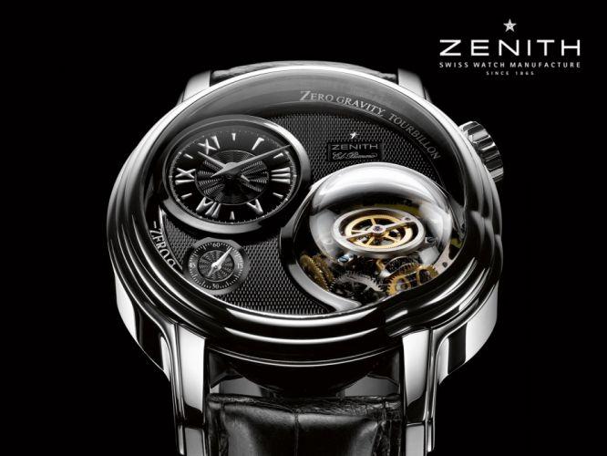ZENITH watch clock time (28) wallpaper