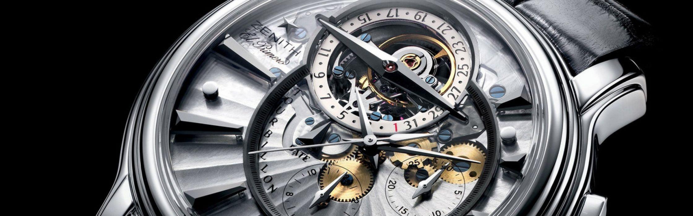 ZENITH watch clock time (33) wallpaper