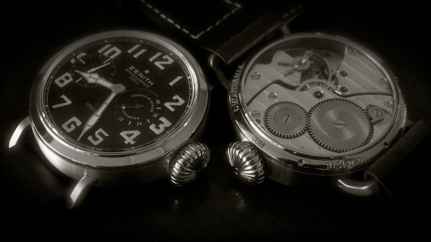 ZENITH watch clock time (40) wallpaper