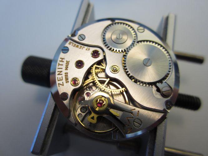 ZENITH watch clock time (38) wallpaper