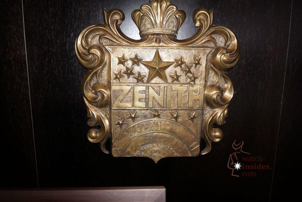 ZENITH watch clock time (32) wallpaper