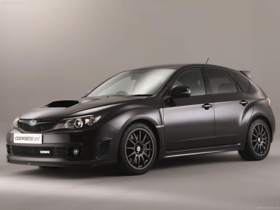 Subaru Impreza STI Cosworth CS4002011sportcar wallpaper