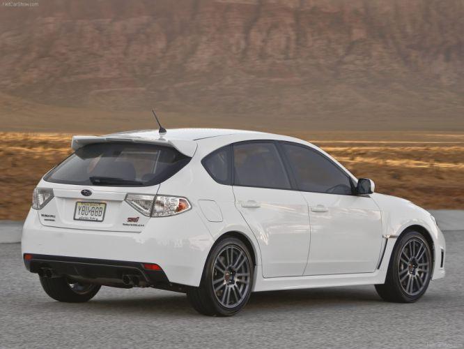 Subaru Impreza WRX STI Special Edition2010sportcars wallpaper
