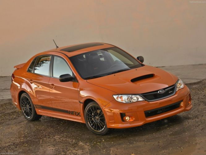 Subaru Impreza WRX Special Edition2013sportcars wallpaper