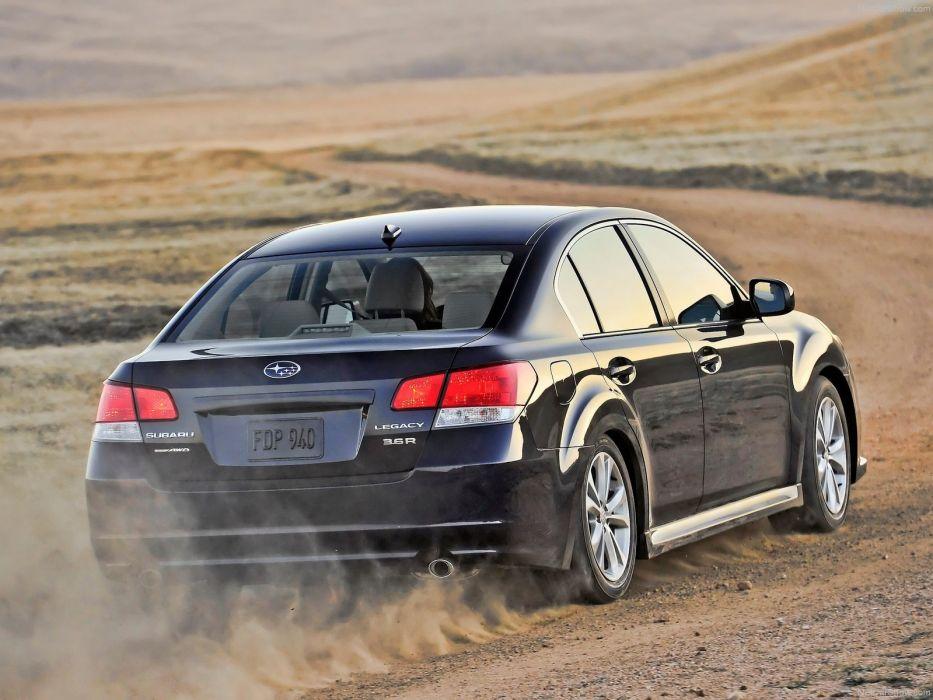 Subaru Legacysedan2013 wallpaper