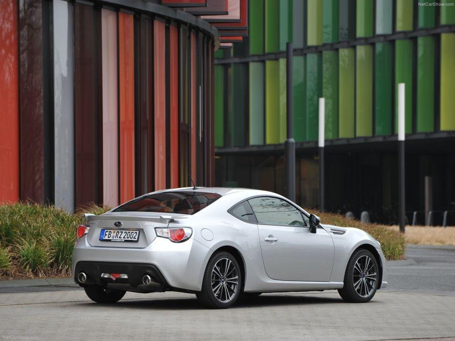 2013 subaru brz coupe cars japan wallpaper