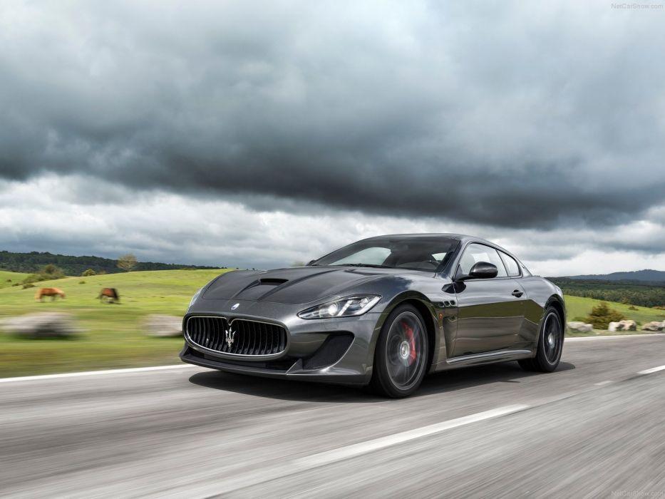 2013 granturismo Maserati spec stradale supercars v 8 italian wallpaper