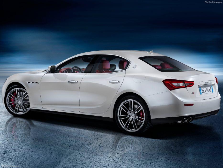 2014 ghibli Maserati v 6 italian wallpaper