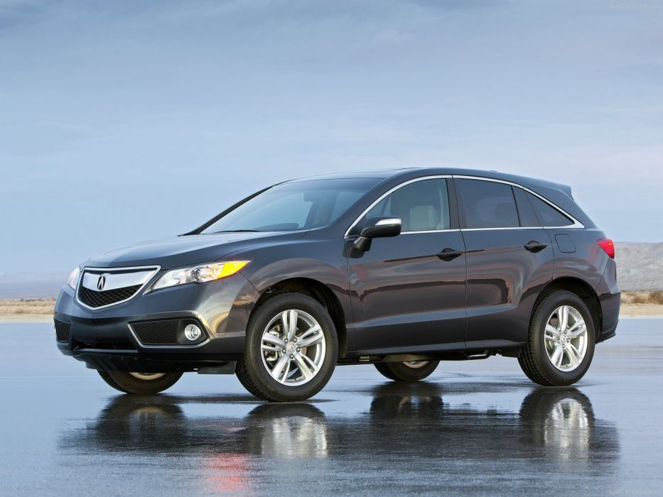 Acura RDX 2013 crossover SUV wallpaper