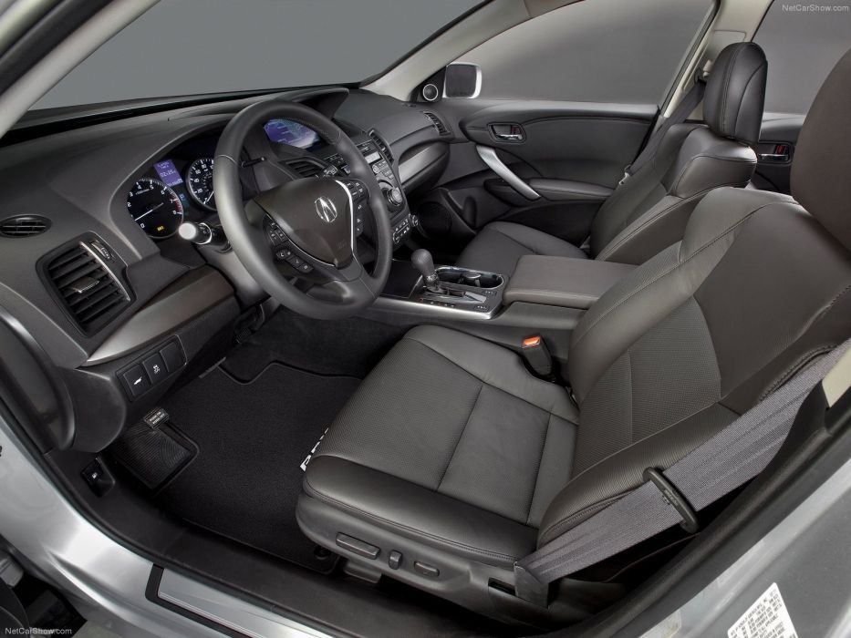 Acura RDX 2013 crossover SUV interior wallpaper