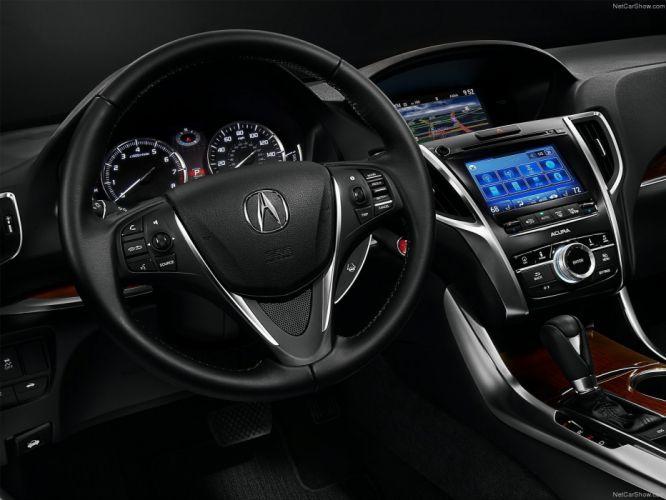 Acura TLX 2015 sedan wallpaper