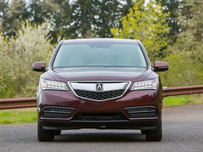 Acura MDX 2014 suv wallpaper