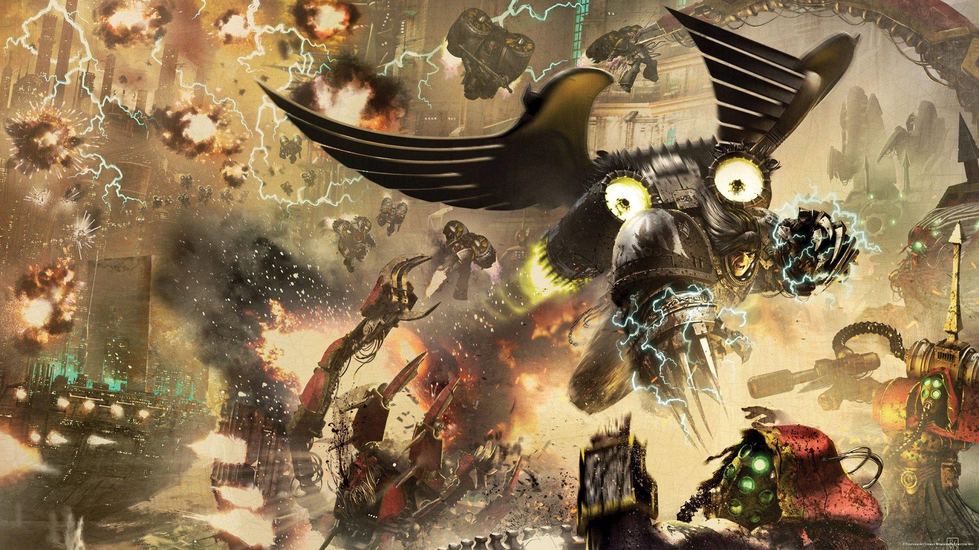 warhammer horus heresy hd wallpaper - photo #18