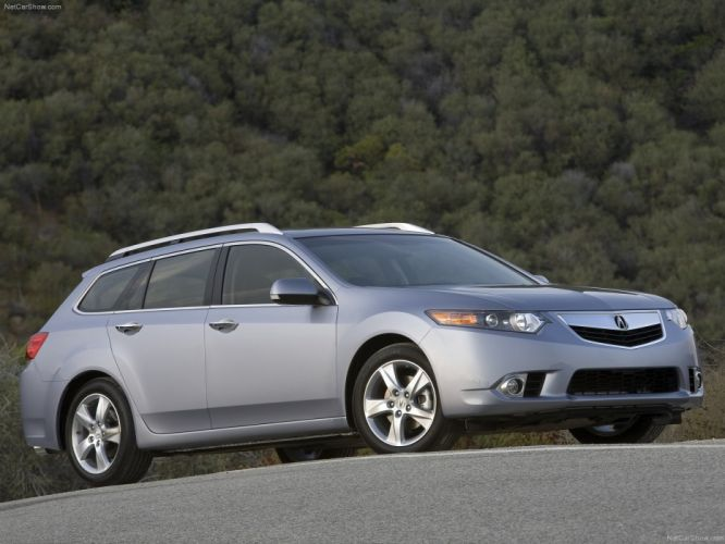Acura TSX Sport Wagon wallpaper