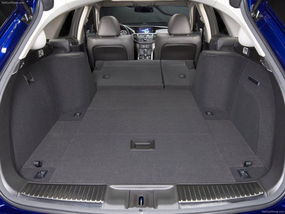 Acura TSX Sport Wagon interior wallpaper
