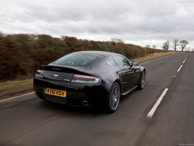 Aston Martin V8 Vantage 2012 coupe supercars wallpaper