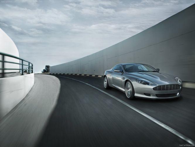 Aston Martin DB9 2009 coupe supercars wallpaper