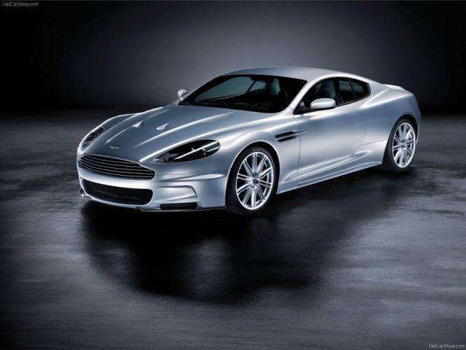 Aston Martin DBS 2008 coupe wallpaper