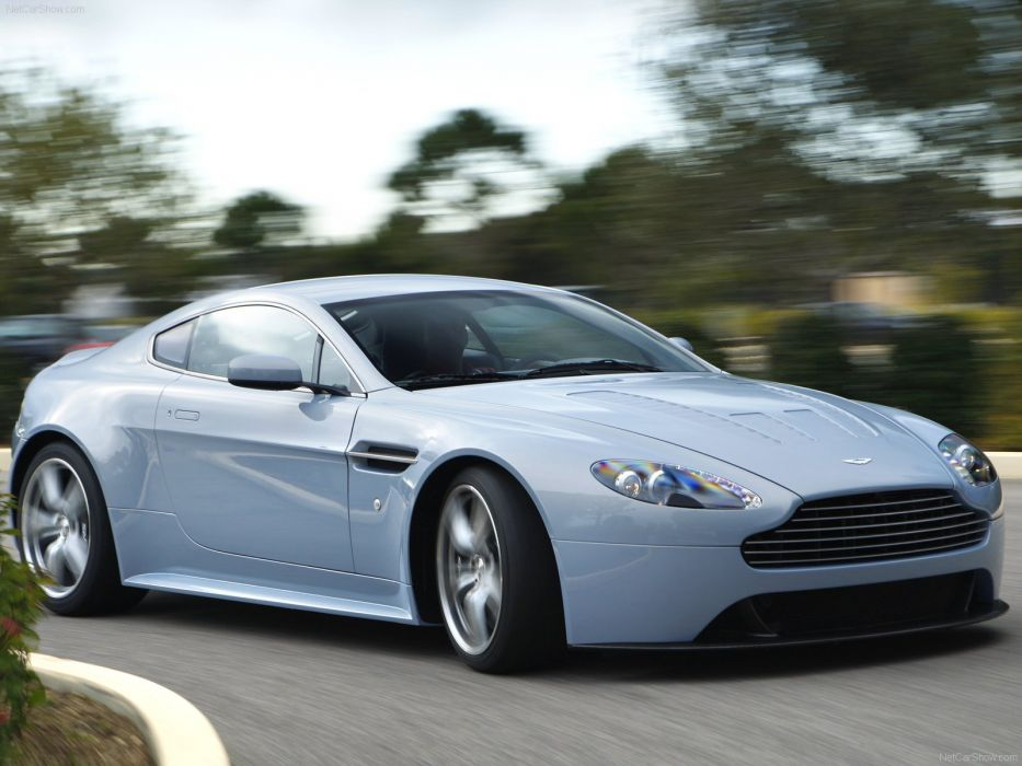 Aston Martin V12 Vantage RS Concept 2007 wallpaper