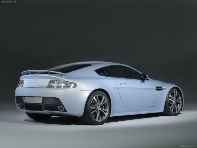 Aston Martin V12 Vantage RS Concept 2007 wallpaper