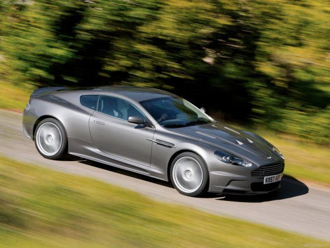 Aston Martin DBS coupe 2007 wallpaper