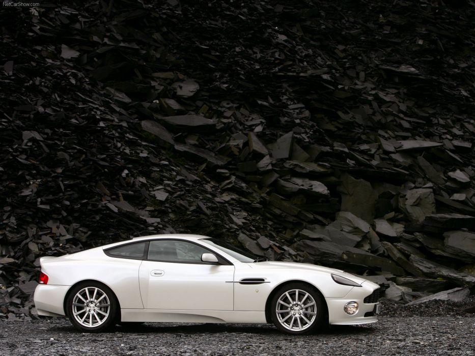 Aston Martin Vanquish S V Coupe Wallpaper X - 2004 aston martin vanquish