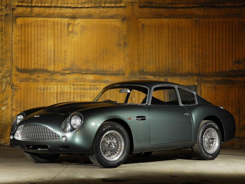 1961 Aston db4 Martin zagato wallpaper