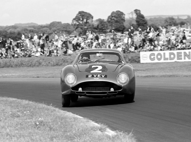 1961 Aston db4 Martin zagato wallpaper