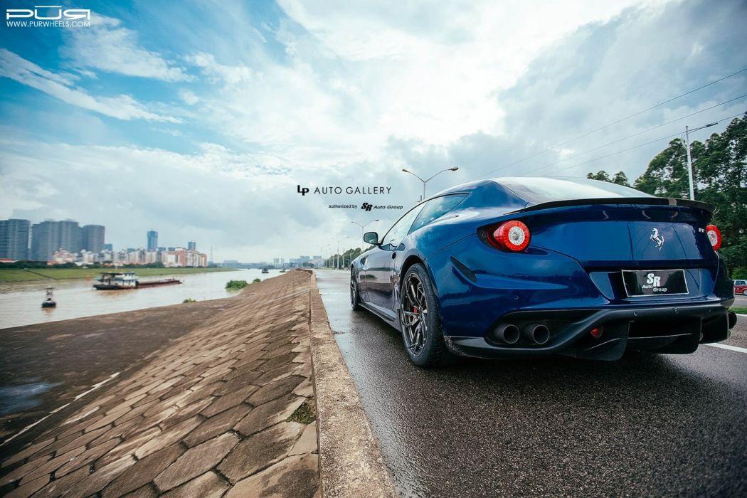 Ferrari f f PUR WHEELS tuning wallpaper