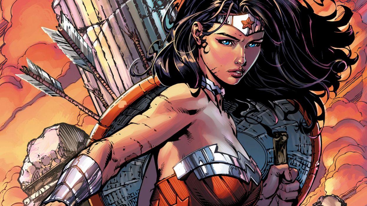Wonder Woman 36 wallpaper