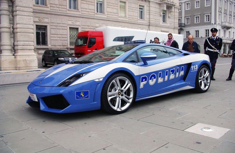 Gallardo Lamborghini lp560 4 police polizia Supercar blue coupe wallpaper