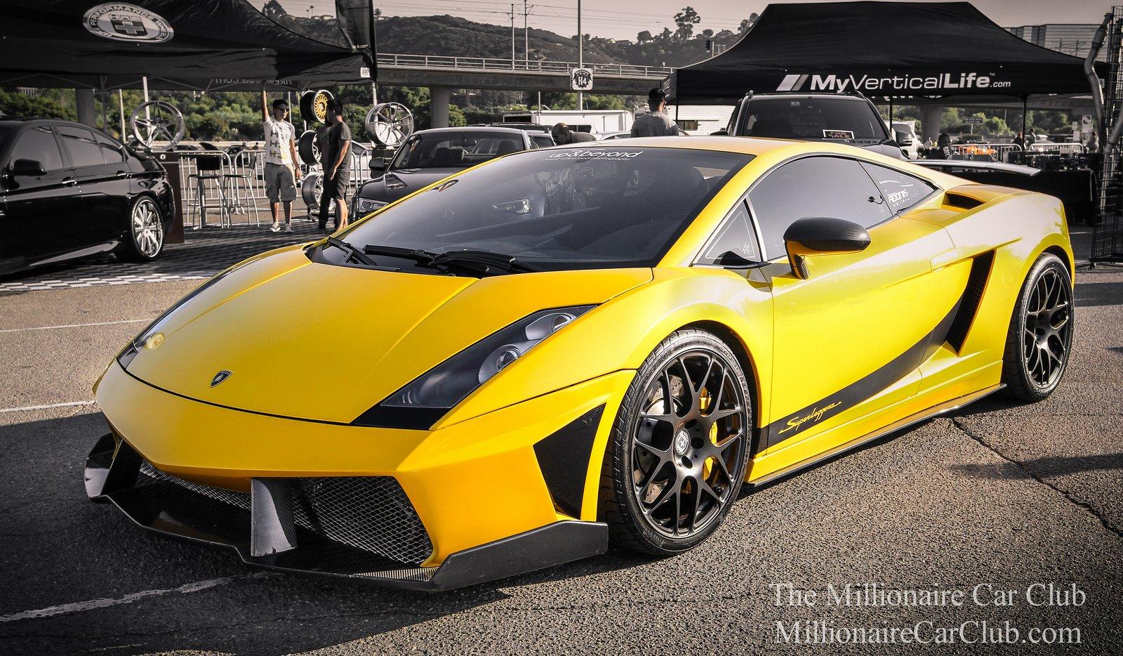 lamborghini gallardo lp570 4 superleggera italian dreamcar supercar exotic sportscar giallo jaune yellow wallpaper 1600x934 404627 wallpaperup - Lamborghini Gallardo Superleggera Lp570 4 Yellow