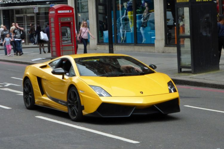 Lamborghini Gallardo lp570-4 Superleggera Italian Dreamcar Supercar Exotic Sportscar giallo jaune yellow wallpaper