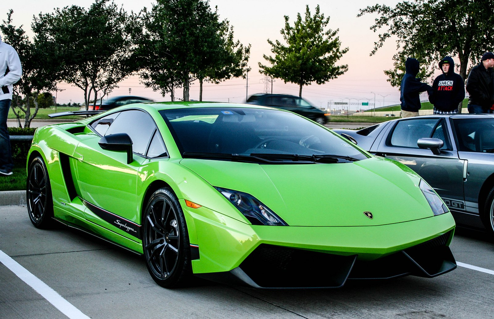 lamborghini gallardo lp570 4 superleggera italian dreamcar supercar exotic sportscar vert green verde wallpaper 1600x1033 404755 wallpaperup - Lamborghini Gallardo Superleggera Wallpaper