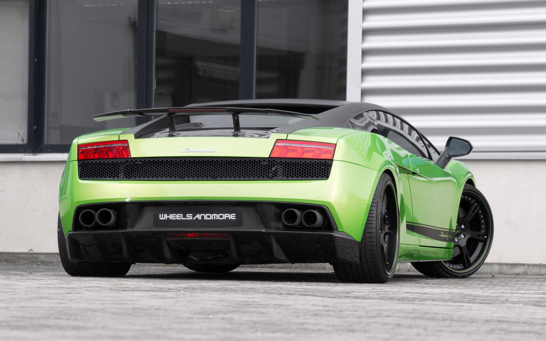 lamborghini gallardo lp570 4 superleggera italian dreamcar supercar exotic sportscar vert green verde wallpaper 3000x1875 404773 wallpaperup - Lamborghini Gallardo Superleggera Wallpaper