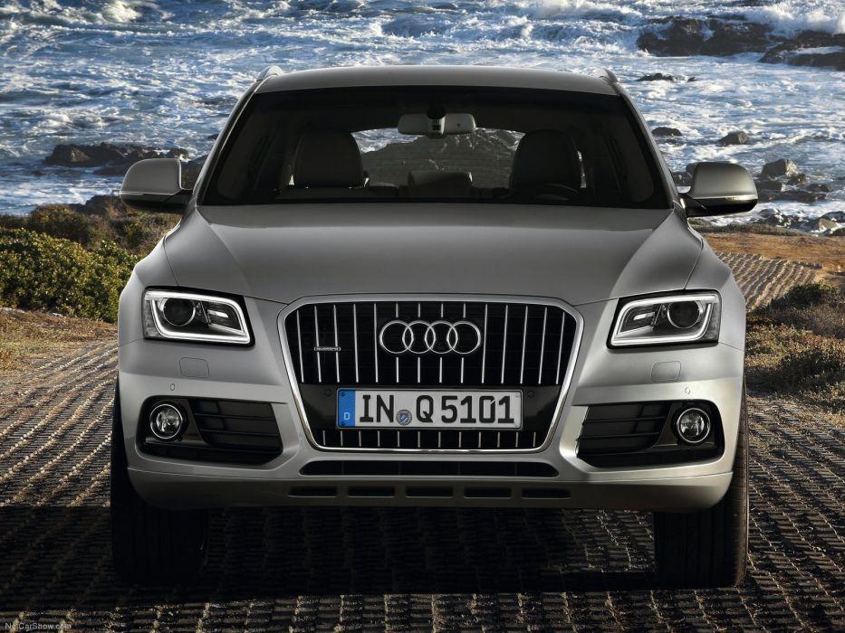 Audi Q5 2013 suv germany wallpaper