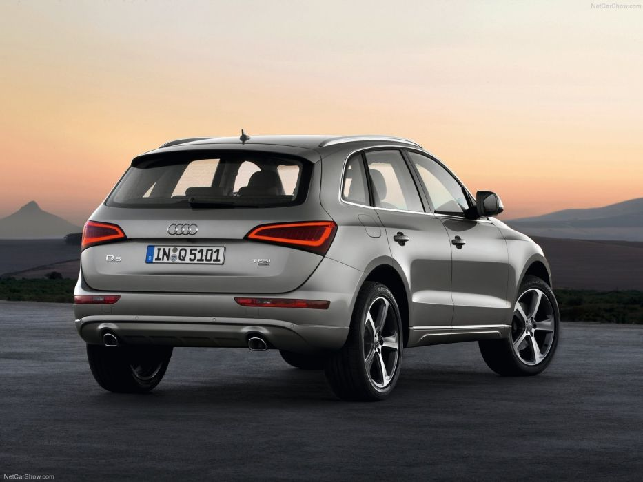 Audi Q5 2013 suv germany wallpaper